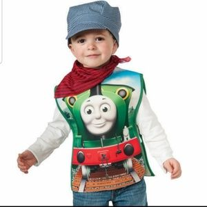 Percy costume from Thomas for 2-3 year old